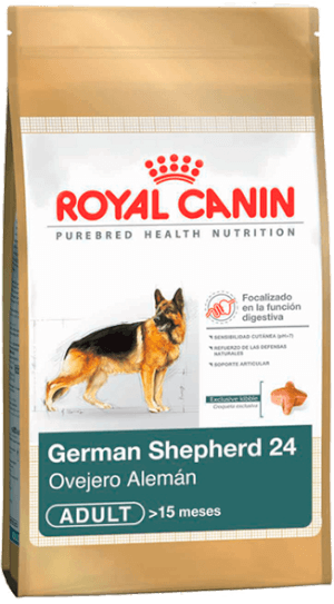 Royal Canin  German Shepherd 24 Adult (Ovejero)