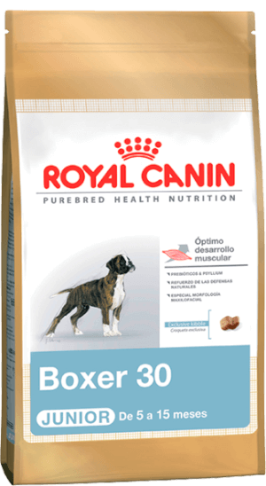 Royal Canin  Boxer 30 Junior