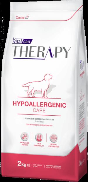 Vital Can  Therapy Hypoalergenic Care Perro