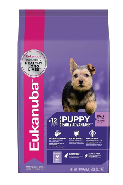 Eukanuba Puppy Small Breed