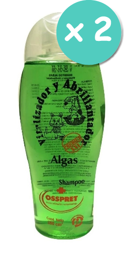 Osspret Shampoo Algas x 250 ml