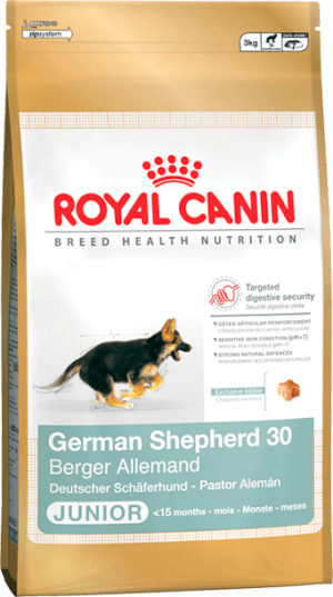 Royal Canin  German Shepherd 30 Junior (Ovejero)