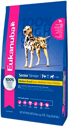 Eukanuba  Senior Medium Breed