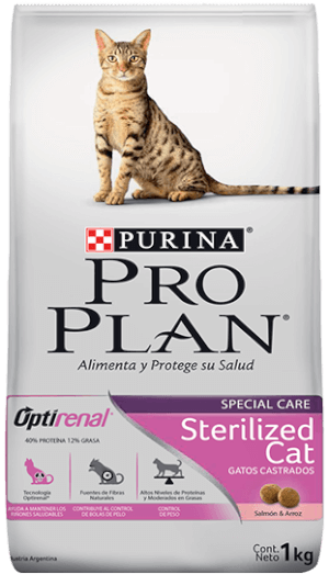 Pro Plan  Sterilized Cat