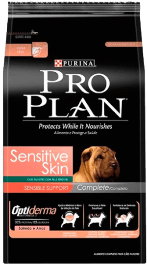 Pro Plan  Adult Sensitive Skin Complete