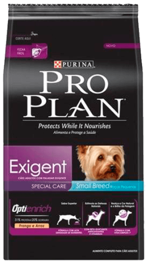 Pro Plan  Adult Exigent Small Breed