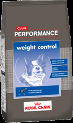 Club Performance  Weight Control (Light)