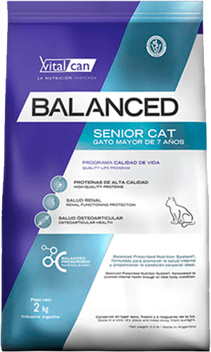 Vital Can  Balanced Gato Senior