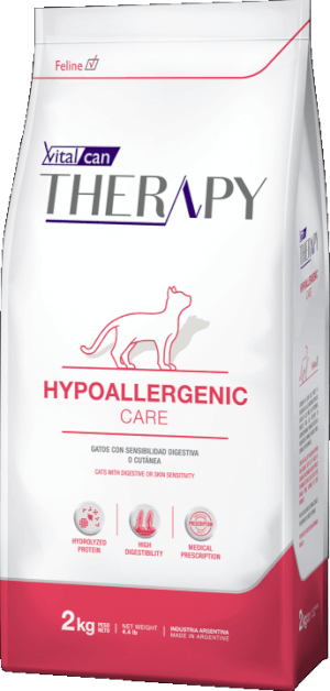 Vital Can  Therapy Hypoalergenic Care Gato