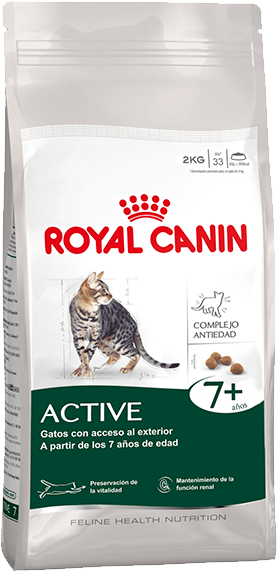Royal Canin  Active 7+ (Gato)