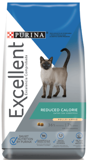 Purina Excellent  Reduced Calorie Cat CH&R