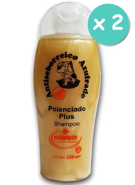 Osspret Shampoo Potenciado Plus x 250 ml