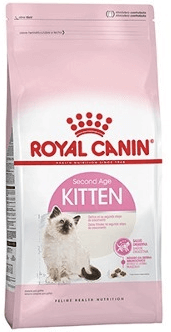 Royal Canin  Second Age Kitten (Kitten 36)