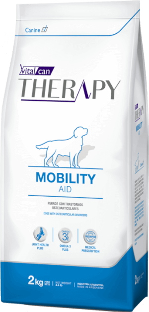 Vital Can  Therapy Mobility Aid Perro