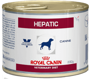 Royal Canin  Pack x 6 Hepatic Canine x 200 gr