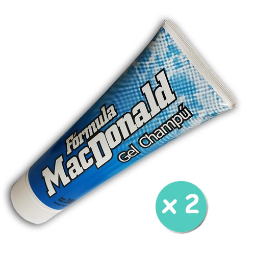 Formula MacDonald Shampoo Gel x 200 ml