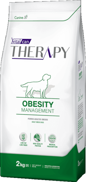 Vital Can  Therapy Obesity Management Perro
