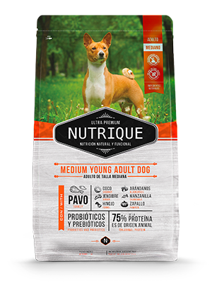 Nutrique Young Adult Medium