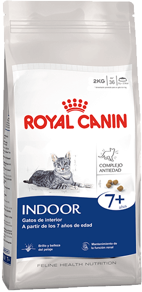 Royal Canin  Indoor 7+ (Gato)
