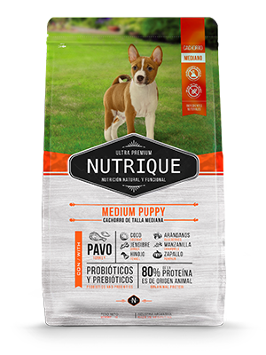 Nutrique Puppy Medium