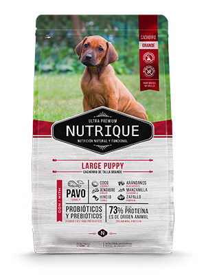 Nutrique Puppy Large