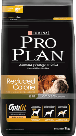 Pro Plan  Reduced Calorie Complete
