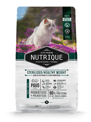 Nutrique Cat Sterilized