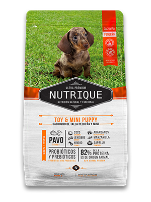 Nutrique Puppy Mini & Toy