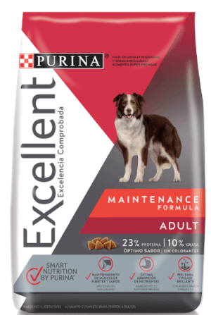 Purina Excellent  Adult Formula