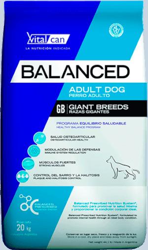 Vital Can Balanced Adulto Raza Gigante