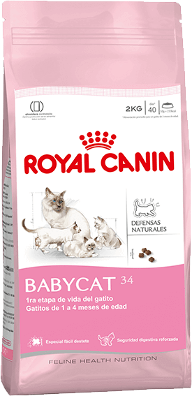 Royal Canin  BabyCat 34
