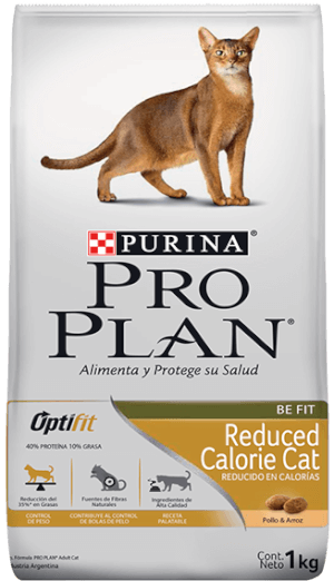 Pro Plan  Reduced Calorie Cat